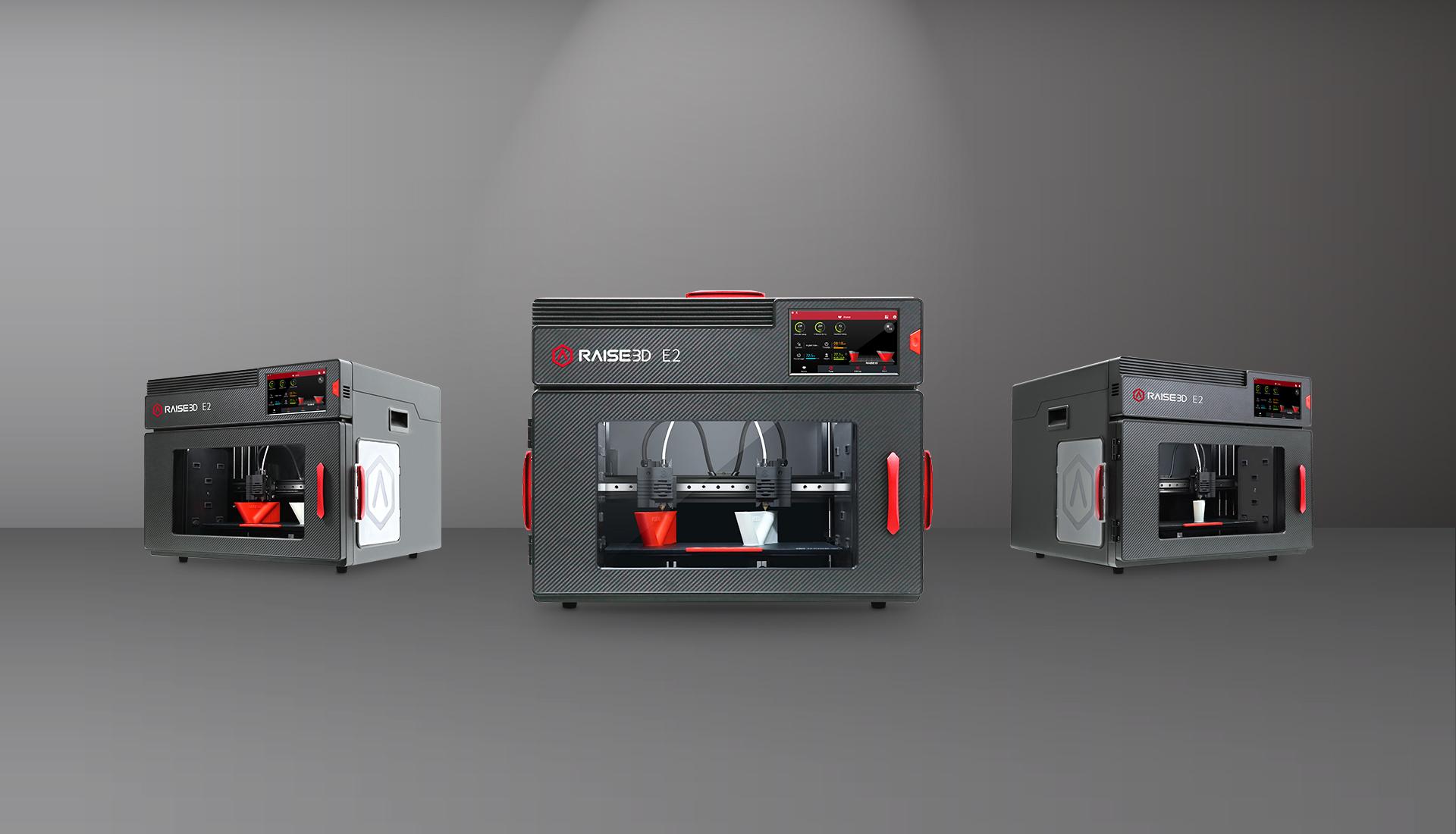 Une imprimante 3D de bureau performante, fiable et facile à utiliser !
