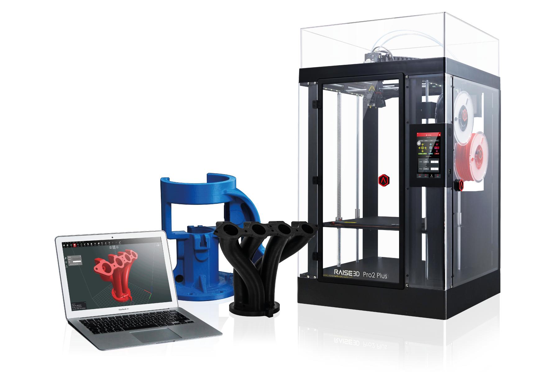 Imprimante 3D Raise3D Pro2 Plus - grand format